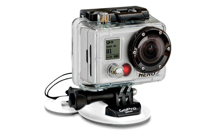 It is all about the GoPro Camera HD Hero2 Edition