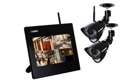 Lorex LIVE LW292 Night Vision Wireless Digital Security System