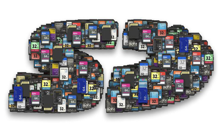 We leave in a SD card world
